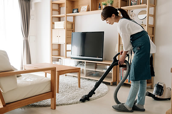 掃除・洗濯サポート